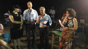 Premio G. Cingari 2016 a Dato Magradze